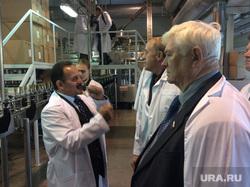 Тюменский завод Бенат. Производство водки