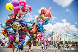 День города. Екатеринбургу 293, дом севастьянова, праздник, день города екатеринбург, воздушные шарики