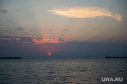 Крым., закат, севастополь, природа, отпуск, черное море, бухта