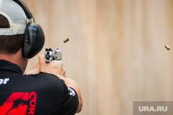 Практическая стрельба из пистолета. Екатеринбург, тир, практическая стрельба из пистолета
