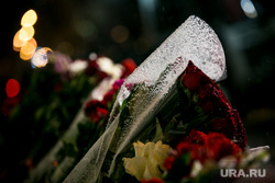Мемориалы после крушения ТУ-154 в небе над Сочи. Концертный зал Александрова. Офис доктора Лизы. Москва, мемориал, траур, цветы