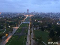 Париж, париж, франция, марсово поле