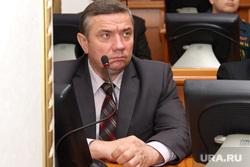 Совещание у Губернатора Курган, гусев эдуард