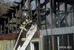 Пожар в Лабытнанги, пожарный, пожар