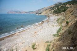 Крым., золотой пляж, южный берег крыма