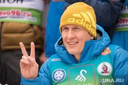 Лыжный забег в Лебедево, алыпов иван