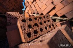 Строительство Дома Новой Культуры. Первоуральск, кирпич, строительные материалы