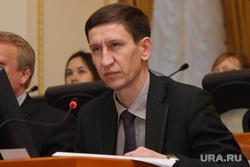 Заседание правительства области Курган, горбачев сергей
