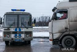 Дальнобойщики на М10. Москва, фуры, полиция, дальнобойщики