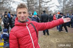 Несанкционированный митинг против коррупции собрал около трех тысяч человек. Челябинск, табалов алексей