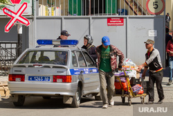 Рейдерский на Овощебазе 4. Екатеринбург, грузчик, полиция