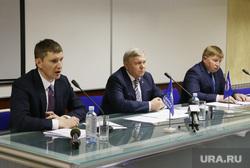 Заседание политсовета регионального отделения партии