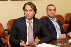 Встреча с депутатами Госдумы Курган, лисовский сергей, ильтяков александр
