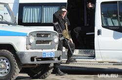 Демонстрация Челябинск, омон, снайпер, полиция