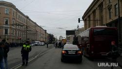 Взрывы в метро в Санкт-Петербурге, Петребруг метро теракт