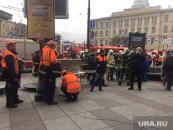Метро Санкт-Петербурга после терактов