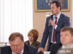 Выездное заседание правительства в Каменске-Уральском, нисковских дмитрий