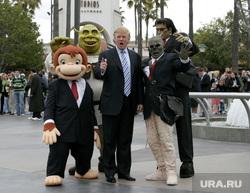 Клипарт, трамп дональд