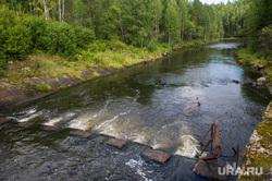 Ново-Мариинская и Волчихинская плотины. Екатеринбург, природа урала