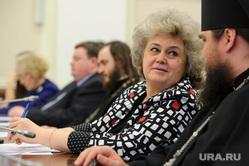Встреча Игоря Холманских с представителями РПЦ в УрФО. Екатеринбург, николаева татьяна