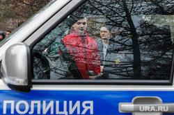 Несанкционированный митинг против коррупции собрал около трех тысяч человек. Челябинск, задержанный, полиция, митинг