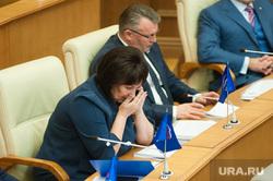 Отчет губернатора Свердловской области перед депутатами о работе правительства в 2016 году. Екатеринбург, трескова елена