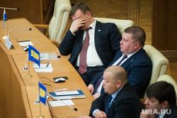 Отчет губернатора Свердловской области перед депутатами о работе правительства в 2016 году. Екатеринбург, черкашин валерий, некрасов кирилл