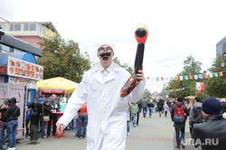 День города Челябинск, улица кировка, врач, доктор