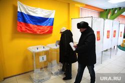 Выборы перенесенные на 4 декабря. Пермь, выборы, голосование, урна