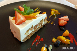 Новые десерты ресторана Castor'ka. Екатеринбург, десерт, морковный торт