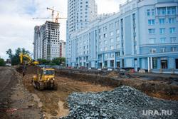Дорожный ремонт на Татищева, 49. Екатеринбург, улица татищева49