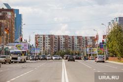 Улицы. Сургут, проспект ленина