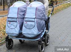 Близнецы в коляске Челябинск, мама, двойняшки, близнецы, двойная коляска