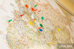 Клипарт. Нижневартовск, туризм, карта мира, отпуск, планы, путешествия