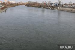 Фоторепортаж с мест подтопления во время паводка. Курган., паводок2017, река тобол