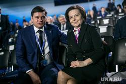 XVI съезд Единой России, второй день. Москва, комарова наталья