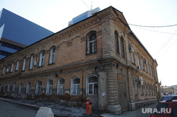 Исторические здания центра города. Челябинск, челябинский гарнизонный военный суд, карла маркса 101