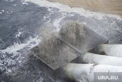 Слив сточных вод, Слехард, река, грязь, кология, слив отходов, загрязнение среды, экология