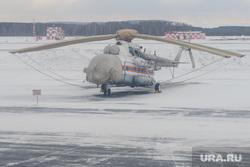 Виды Екатеринбурга, аэропорт кольцово, мчс россии, спасатели, вертолет мчс