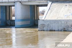 Паводок 2017 Река Тобол в Кургане., уровень воды, паводок2017, река тобол