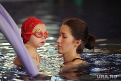 Репортаж о грудничковом плавании. Детский Велнес-клуб Тихвин. Екатеринбург, младенец, дети, плавание, ребенок с мамой