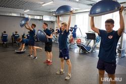 Открытие Дацюк-арены. Екатеринбург, тренировка, физподготовка, спорт, фитнес, спортзал