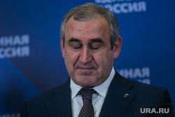 Совместное заседание высшего и генерального совета Единой России, ВДНХ. Москва, неверов сергей, портрет, закрытые глаза