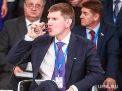 Красноярский экономический форум 2017. Второй день. Красноярск, решетников максим