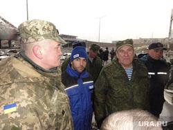 Генерал Ленцов и ОБСЕ в Донецком аэропорту, ленцов александр