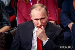 Выступление президента РФ Владимира Путина на медиафоруме ОНФ. Санкт-Петербург, путин владимир, топ сто фото