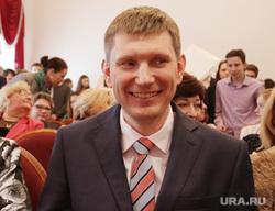 Визит губернатора Максима Решетникова в гимназию №17. Пермь, портрет, решетников максим