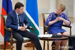 Встреча ОНФ с Евгением Куйвашевым по благоустройству городской среды. Екатеринбург, куйвашев евгений, калинина светлана