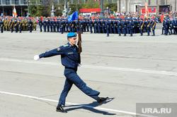 Парад Победы Челябинск, почетный караул, парад