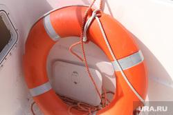 Учения спасателей МЧС Курган, спасательный круг